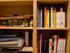 Andrea R. (Colombaie) Tags: ritratti progetto fotografico librari libri lettura letture psiche carattere persona andrea casa libreria intimo