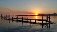 Posta de sol a L'Alguer (bertanuri bcn) Tags: alguerho alguer sardegna sardinia cerdeña mar soleil sol sun mediterrani mediterranee mediterranni mediterraneo landscape italia lg lgg6