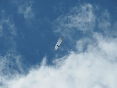 olY/203 .. flying high! (m_laRs_k) Tags: natural omd airsports sports clouds heidelberg gleitschirmfliegen paragliding blue