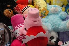 Claw Machines at Walmart 6-6-17 02 (anothertom) Tags: coralvilleiowa walmartstore clawmachines prizes plushtoys piginadress snout 2017 sonyrx100ii