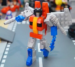 New Pieces II (Hobbestimus) Tags: lego kreo transformers starscream g1 generationone moc toys 80s cartoon decepticon