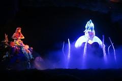 Disney World: Hollywood Studios - The Voyage of the Little Mermaid (wallyg) Tags: amusementpark animationcourtyard animationcourtyardtheater ariel baylake disneyworld florida hollywoodstudios littlemermaid mermaid orangecounty orlando princessariel thelittlemermaid thevoyageofthelittlemermaid themepark waltdisneyworldresort ursula