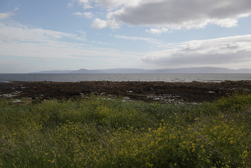 Isle of Arran from north of Ardrossan