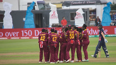 MRP_5297 (preedyphotos) Tags: women world cup criscket bristol countyground nevilroad england westindies sport cricket trophy lights floodlights competition signs ball catch wicket team umpire wwc2017 throw shot boundery defensiveshot wicketkeeper bowler ecb icb martinpreedy canon eos1dx