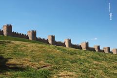 Murallas de Ávila 06 (e_velo (εωγ)) Tags: 2017 españa ávila primavera spring e620 olympus travels viajes viatges castilla ancientarchitecture murallas walls muralles