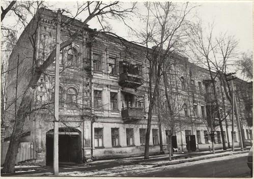 F058 ул Староказацкая (Комсомольская), 16-18 ©  Alexander Volok