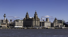 Pier Head Liverpool (allanhowe) Tags: pierhead liverpool 3graces
