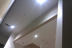 Serenity Acoustic Ceiling Panels - Court Room
