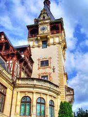 Peleș Castle, Sinaia (mmalinov116) Tags: peleș castle sinaia romania румъния пелеш синая замък architecture old oldest facade castelulpeleș ngc