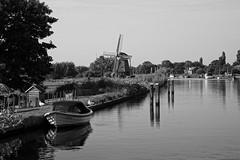 Ringvaart canal, Vijfhuizen