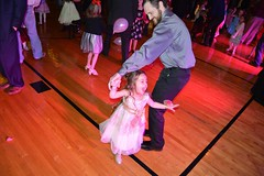 Dancing with daddy 3 (City of Stillwater (Oklahoma) PIO) Tags: dancingwithdaddy stillwater stillwateroklahoma daddydaughterdance valentinesday