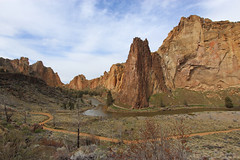 Smith Rock State Park (russ david) Tags: smith rock state park oregon or april 2017 landscape crooked river deschutes county