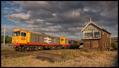_JM20849 (saltley1212) Tags: hnrc gbrf peterborough charitable chibble railtour eastfield signal box