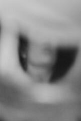 30 (Nasos Karabelas) Tags: nasoskarabelas woman blackandwhite experimental