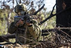 Australian Army (World Armies) Tags: s20171436 exercise talismansabre australianregulararmy foreigndefenceforces marines shoalwaterbaytrainingarea queensland australia aus