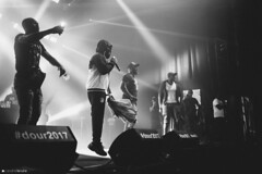 Kaaris & KALASH Criminel (Caroline Lessire) Tags: kaaris kalash criminel dour dour2017 photography black white music