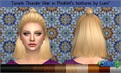 Tsminh Thunder Hair # Pooklet textures (mertiuza) Tags: hair retexture retextures pooklet pookletd tsminh thunder sims4cc ts4cc los sims sim ts4 ls4 sim4 sims4 lossims thesims lossims4 thesims4 luev tarihsims tarihsim ts tarih recolor recolors mertiuza tarihsimsnet wwwtarihsimsnet download downloads descarga descargas custom content contenido personalizado cc