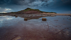 Long Reef Headland (RoosterMan64) Tags: australia landscape longexposure longreef nsw northernbeaches rockshelf seascape sunrise