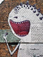 Bisser / Berouw - 19 jul 2017 (Ferdinand 'Ferre' Feys) Tags: gent ghent gand belgium belgique belgië streetart artdelarue graffitiart graffiti graff urbanart urbanarte arteurbano bisser