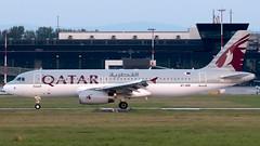 Qatar (damkor00) Tags: aviation airport avgeek airplane aircraft airlines aero avia avion airplanes qatar epkk flykrk