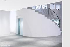 O.T (Hildegard Spickenbaum) Tags: treppe licht museeum
