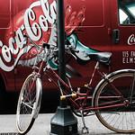 A Cool Red Schwinn Bicycle thumbnail