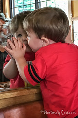 Playtime! (KAM918) Tags: playtime nephew 52in2017 week27 2017week27 project52 2017project52 play mirror reflection toddler kid adorable