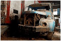 Berliet (Pascal.M (bong.13)) Tags: cave camargue couleurs urbex provence nikon d3200 abandonné ancien france bouchesdurhone