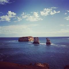 my_photograpy_greatoceanroad06 (slc2213) Tags: australia eastcoast brisbane melbourne fraserisland greatoceanroad architecture ocean seascape rockformations ssmaheno shipwreck sea landscape rocky rainforest skyline