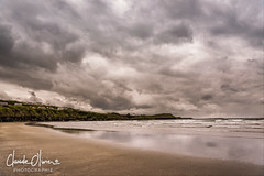 Fintra Beach, Ireland (Claude-Olivier Marti) Tags: ireland irlande irlandedunord coast rainy rainyday trip ontheroad fintrabeach beach plage nuageux