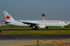 C-FIVK (Air Canada) (Steelhead 2010) Tags: aircanada boeing b777 b777200lr yyz creg cfivk