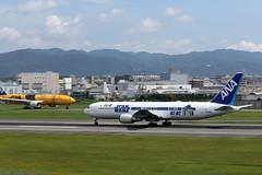 UP3A4745 (ken1_japan) Tags: 大阪国際空港 伊丹空港 itm 伊丹スカイパーク スカイランドハラダ japan osaka airplane ana jal canon 7dmkⅱ ef70200mm f28lisiiusm