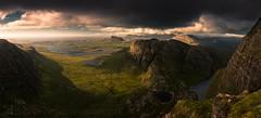 Coigach (GenerationX) Tags: airdofcoigach assynt barr beinnnancaorach beinnaneoin canisp canon6d coigach culmor dubhrachchoire enardbay highlands inverpollyforest lochbadaghaill lochlurgainn lochosgaig lochandearg lochantuath neil scotland scottish sgùrranfhidhleir stacpollaidh suilven clouds dusk evening landscape moss mountains panorama sky sunset unitedkingdom gb
