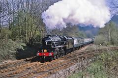 Hope Valley Charter (paul_braybrook) Tags: 45305 lms class5 black5 steamlocomotive dore sheffield southyorkshire railtour charter railway trains