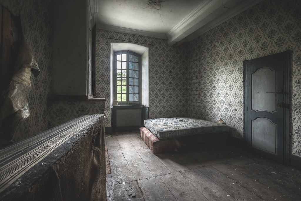 The World's Best Photos of abandoned and bedroom - Flickr ...