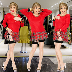 home15316-18 (Ann Drogyny) Tags: shoes legs heels crossdress crossdresser crossdressing cd tv tg ts transvestite transgender transsexual tranny tgirl glamour pinup mature cute sexy stockings nylons suspenders garters
