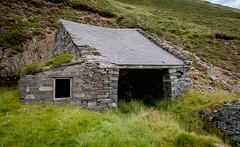 Drum House, Australia Level, Dinorwic (Rogpow) Tags: dinorwic dinorwicquarry slatequarry wales snowdonia llanberis northwales slate quarry abandoned derelict decay industrialarchaeology industrialhistory industrial drumhouse incline fujifilm fuji fujixt1