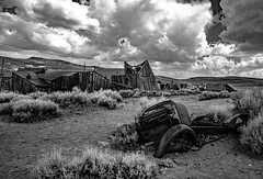 Abandoned Homestead (Rennett Stowe) Tags: abandoned decay ruraldecay abandonedcar car auto automobile old oldwest usa america unitedstates ruralcalifornia bodie bodieghosttown derelict depression badlife mylifeisfallingapart depressed vintage vintagecar ruralamerica igiveup givingup walkingaway blackandwhite blackandwhitecar homestead oldhomestead abandonedhome farm farming oldminingshack youcanttakeitwithyou hell clouds ruralscene oldminingtown bodiecalifonria ghosttown realghosttown history 20thcenturyhistory twentiethcenturyhistory carengine oldcarengine vintagecarengine decry theapocalypse thelastdays sadness daysgoneby oldlife oldbuilding collapse collapsingbuilding abandonedfarm life death theend gone done finished gonewiththewind oldranch vintagefarm materialism recycle sustainability lossoffaith lifeishard canon canonblackandwhite canoneos5dmarkiii