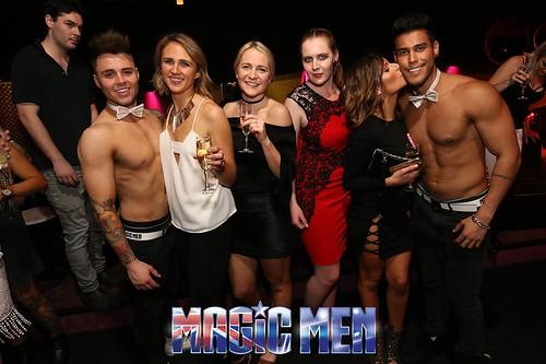 Male strip club sydney
