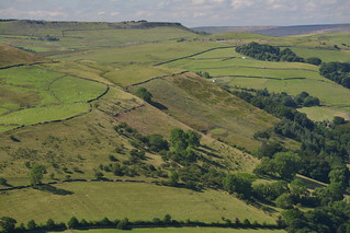 Uppercliffe Farm, Peak District National Park, Derbyshire, England.