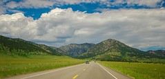Road Poetry (kirstenscamera) Tags: colorado blessed co coalcreekcanyon golden green sky clouds cloudy road summer canyon nikon outside outdoors color wilderness park farm adventureawaits colorfulcolorado west unitedstates highway