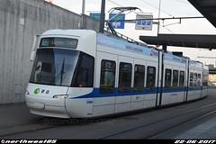 3062 (northwest85) Tags: verkehrsbetriebe zürich vbz 3062 bombardier cobra be 56 12 flughafen fracht flughafenstrasse kloten switzerland tram