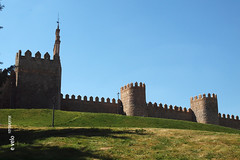 Murallas de Ávila 07 (e_velo (εωγ)) Tags: 2017 españa ávila primavera spring e620 olympus travels viajes viatges castilla ancientarchitecture murallas walls muralles