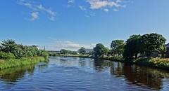 Irvine In The Sunshine (Bricheno) Tags: 蘇格蘭 स्कॉटलैंड σκωτία river irvine riverirvine bricheno scotland scozia szkocja scoția schottland écosse escocia escòcia ayrshire