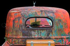 old truck (JGKphotos) Tags: appleton appletoncarshow d500 johnkunze piercepark wisconsin car cars oldcars