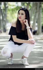 Tania - 5/5 (Pogdorica) Tags: modelo sesion retrato posado chica tania morena