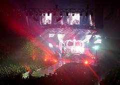 Queen - Omaha, NE - 2017 - 3-042 (mastrfshrmn) Tags: brianmay rogertaylor adamlambert queen rock music live concert show band stage lights lasers omaha nebraska centurylink center centurylinkcenter guitar drums base spotlight tour 2017 july