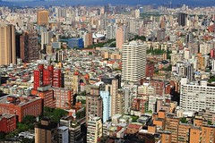 Taipei (168tos) Tags: highrise scenery building landscape city view taipei taiwan
