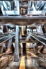 Garibaldi 4 (isnogud_CT) Tags: garibaldi statione bahnhof ubahn underground neapel italien rolltreppe treppe
