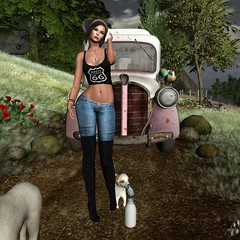 Wrong Route 66 (Algezares (3)) Tags: glitter